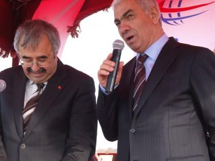 Naci Orhan 2012 Gümüşhane Gelir Vergisi rekortmeni